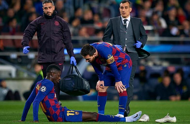 """Dëmtimi i Dembele hedh Barcelonën në merkato, gati firma me """"armikun"""" e Ibrës"""