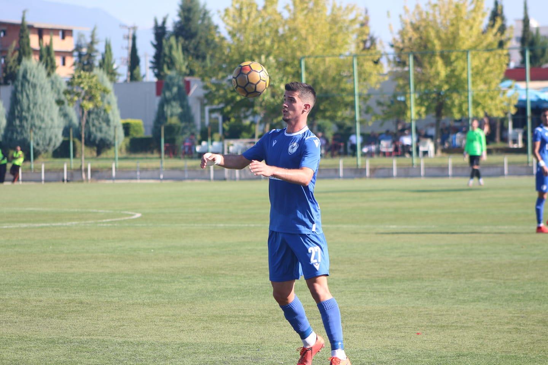 Goli i parë me Kukësin dhe debutimi në Superiore, flet talenti Domi