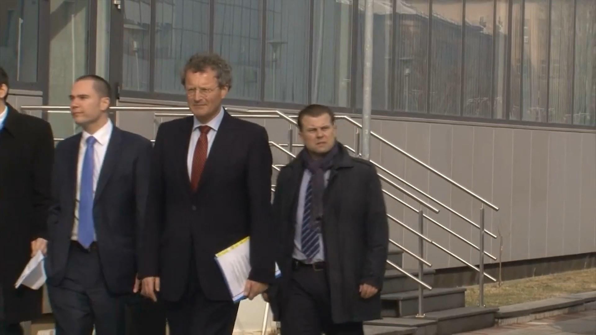 Borchardt akuzohet për ndërhyrje në gjykimet e EULEX
