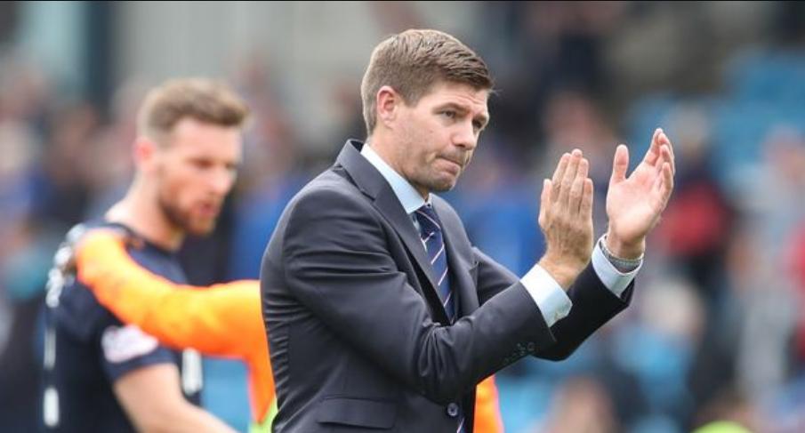 Dominon futbollin skocez me Rangers, gjigantët e Londrës duan Steven Gerrard