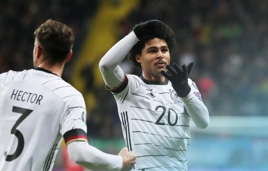 VIDEO | Gnabry nuk ndalet as te Gjermania, përmbys Belgjika!