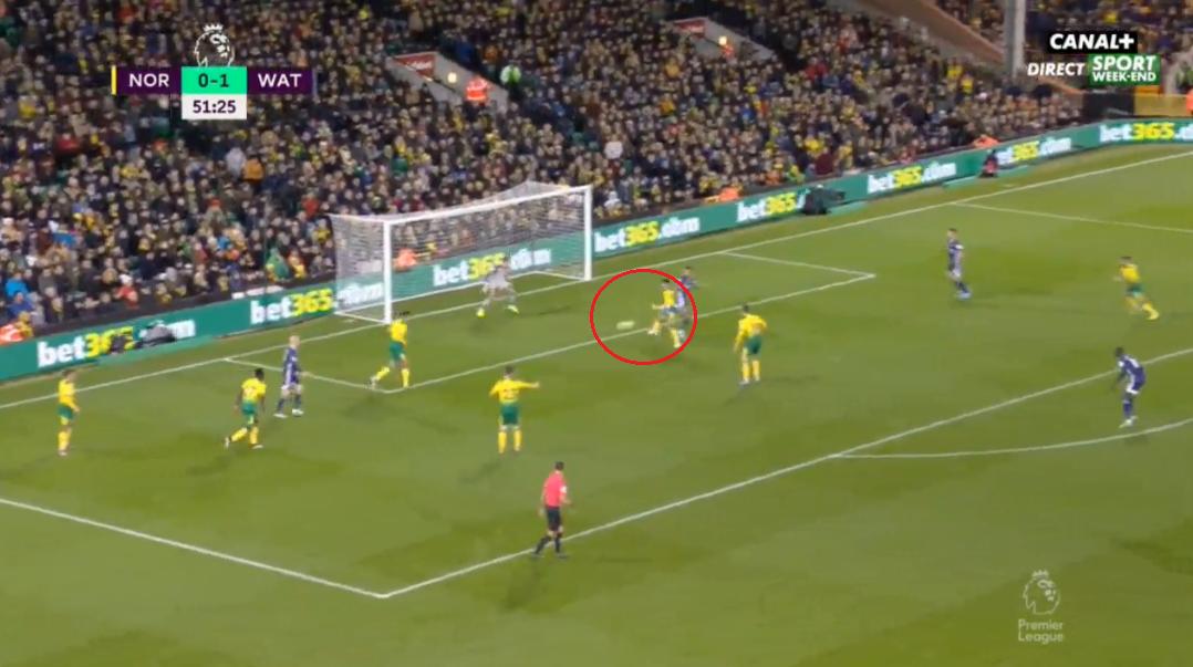 VIDEO | Improvizim perfekt, gol fantastik në Premier League