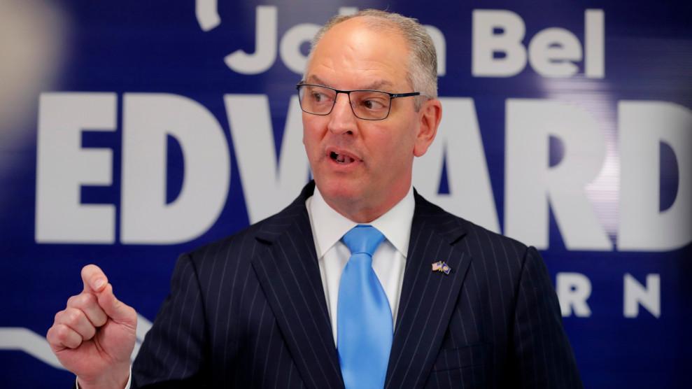 Louisiana zgjedh guvernator demokrat, goditja e radhës për Trump