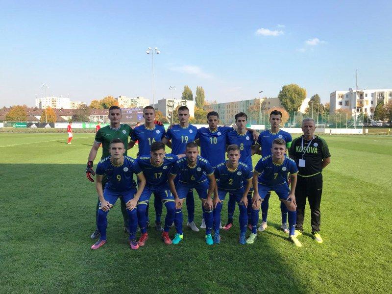 Kosova U-19 e pafat, Rusia i mohon startin perfekt!