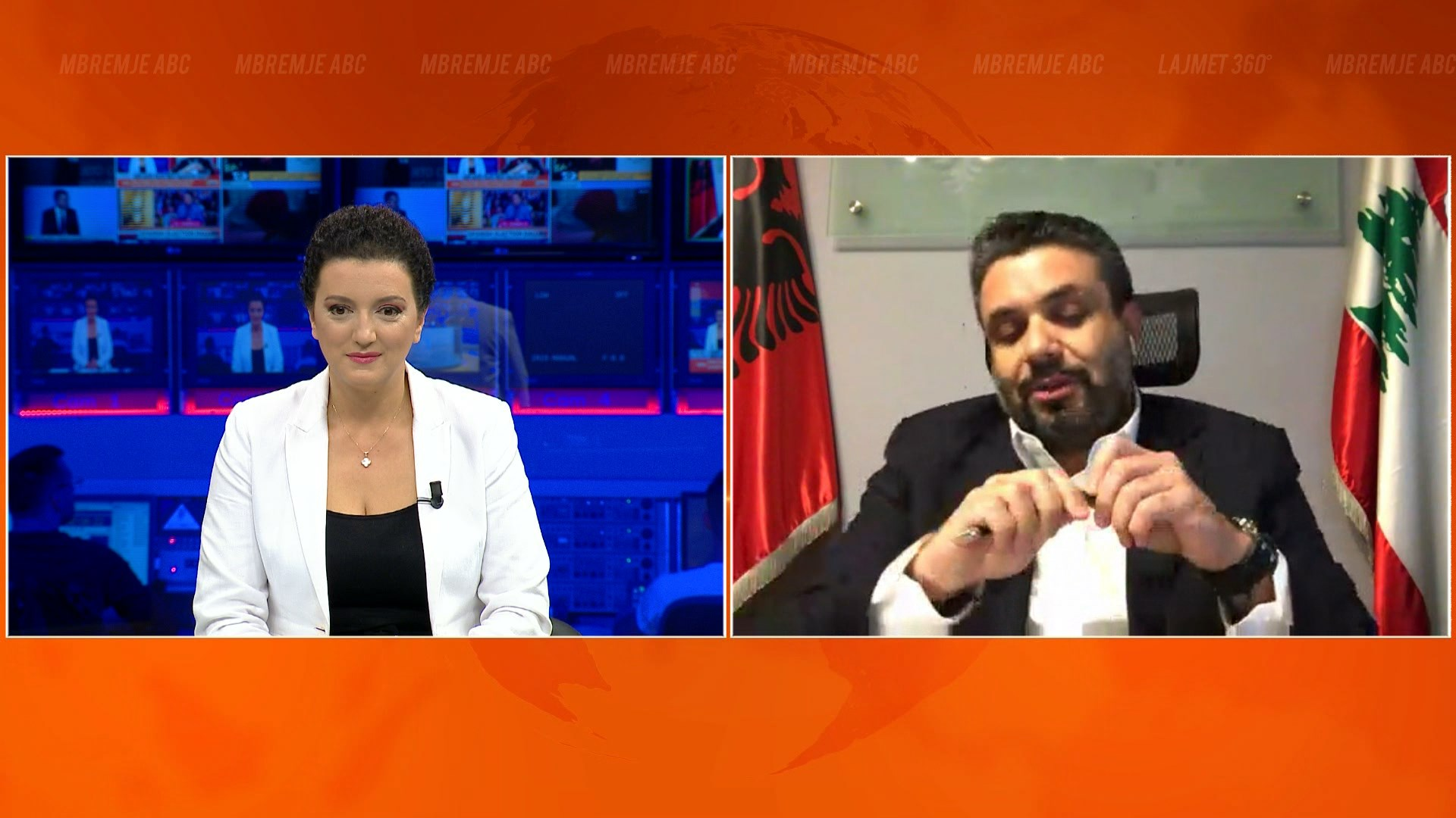 Konsulli në Liban tregon momentet e komplikuara gjatë shpëtimit të Alvinit