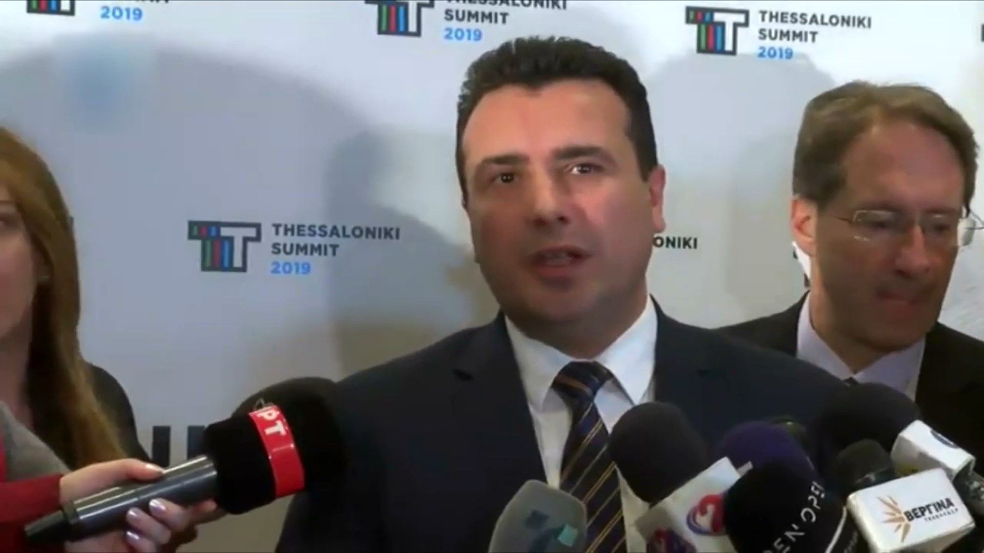 Zaev takohet me Micotakis: Greqia do të luftojë që të marrim datën për negociatat