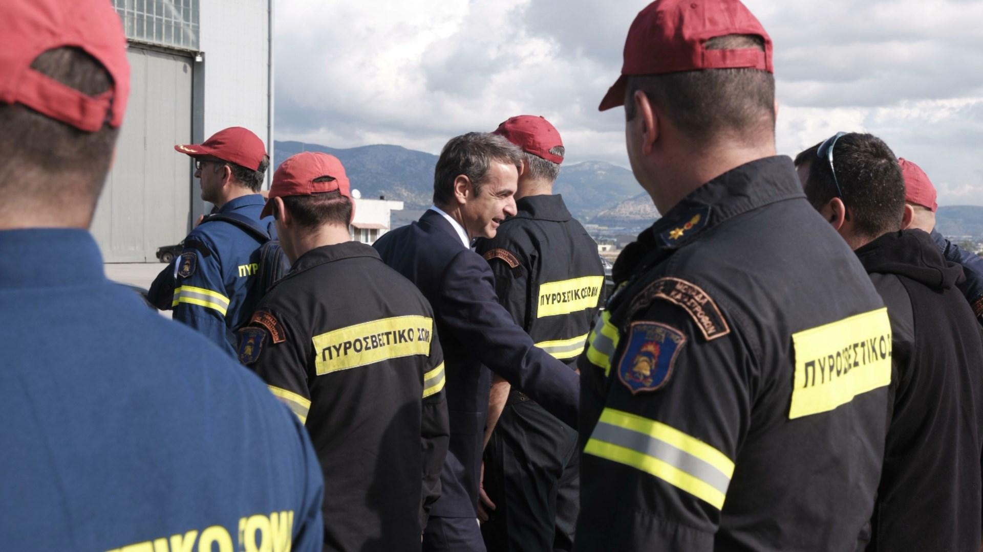 Mitsotakis: Uroj të lëvizim shpejt dhe të shpëtojmë jetë njerëzish