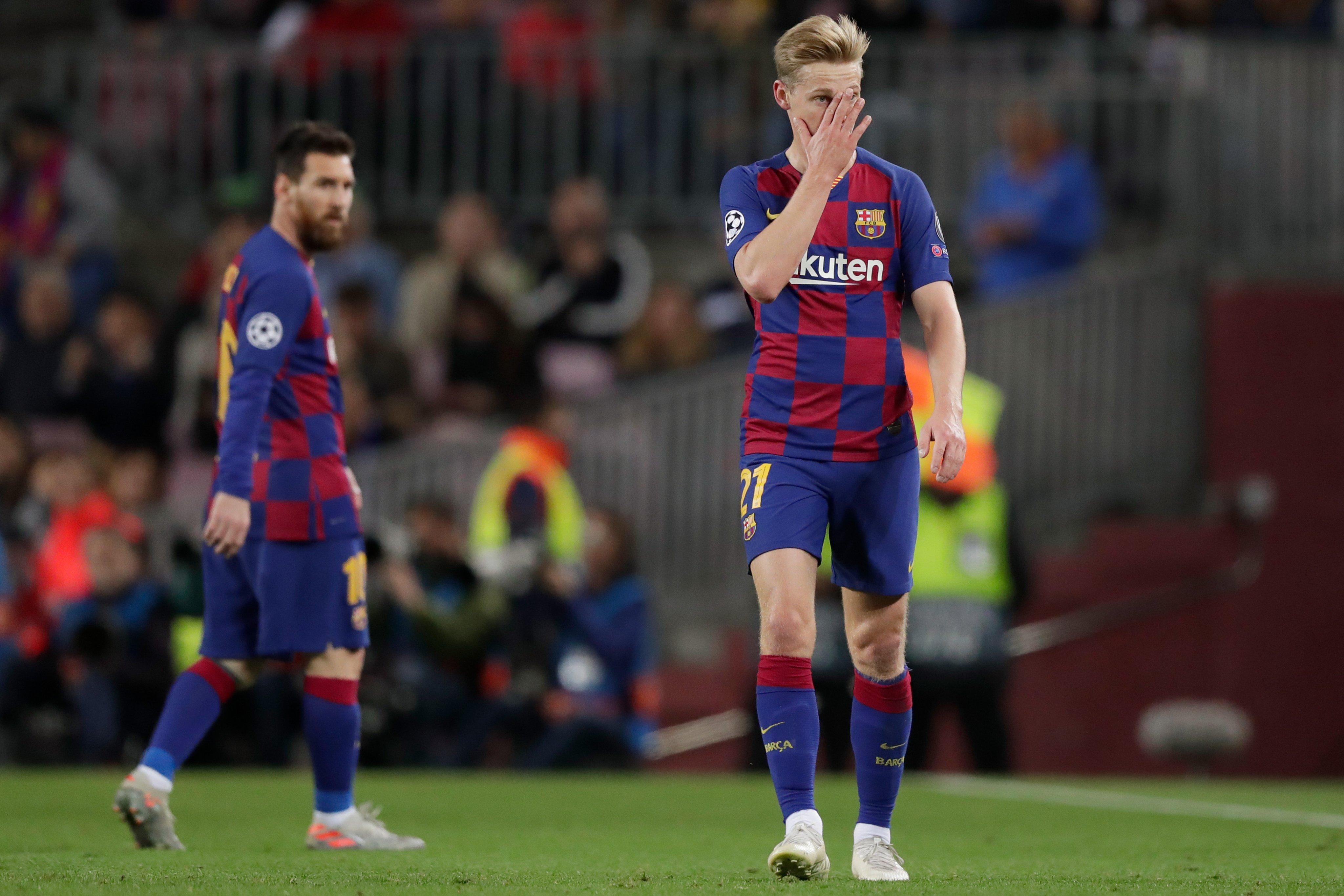 VIDEO   Slavia surprizë e bukur, befason Barçën në Camp Nou