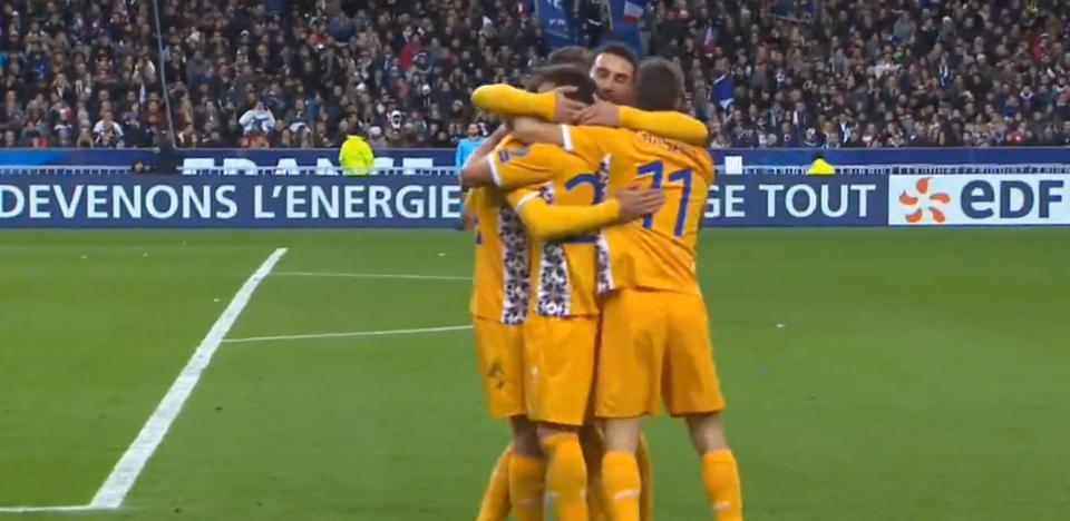 VIDEO | Franca i fal një gol Moldavisë, zhbllokojnë Anglia dhe Portugalia