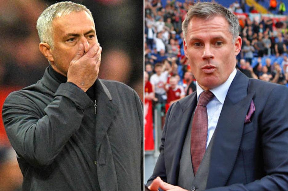 Carragher: Tifozët të mësohen me futbollin e shëmtuar të Mourinhos