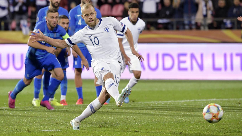 Pukki kualifikon Finlandën, fitore shprese për Norvegjinë
