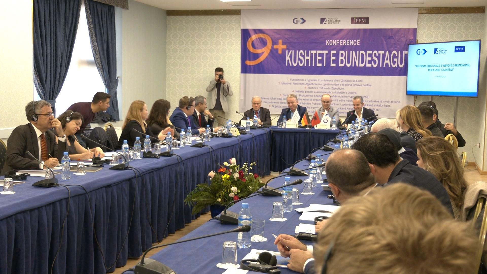 Celibashi apel palëve për konsensus për reformën zgjedhore