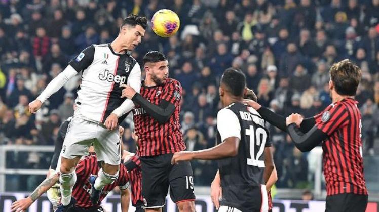 """Degradimi i Milanit dhe """"ferri"""" Juventus, statistika e konfirmon"""