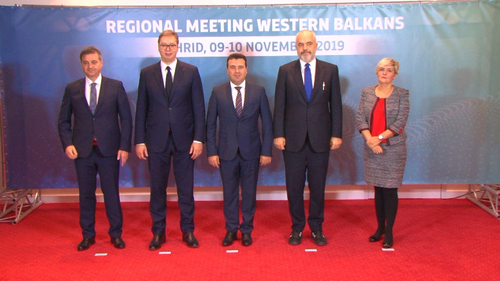 Sot nis takimi i liderëve të Ballkanit Perëndimor në Tiranë, Kosova s'merr pjesë shkak Vuçiç
