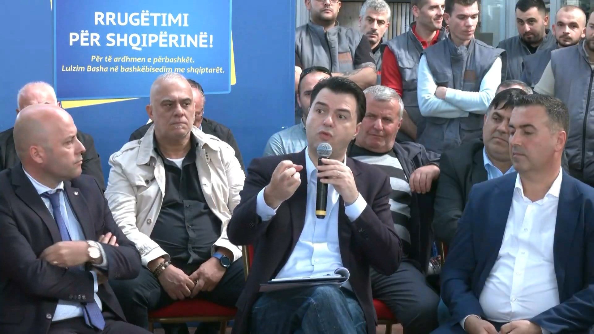 Basha takim me biznesin në Durrës: Do shkrijmë të gjithë inspektoriatet që vënë gjoba