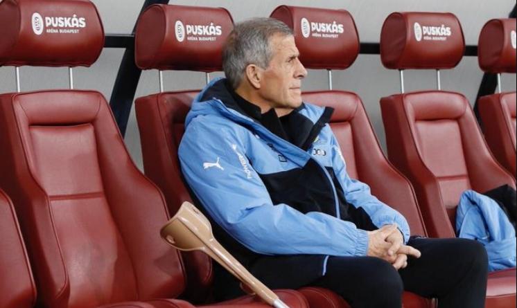"""Legjenda Tabarez vazhdon, trajneri uruguaian zyrtarisht pjesë e """"Guiness"""""""