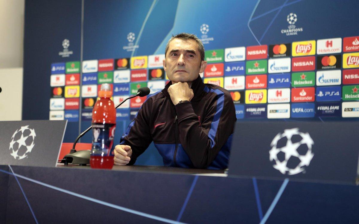 Valverde nën presion: Rikthehemi te fitoret, Slavia më ka befasuar
