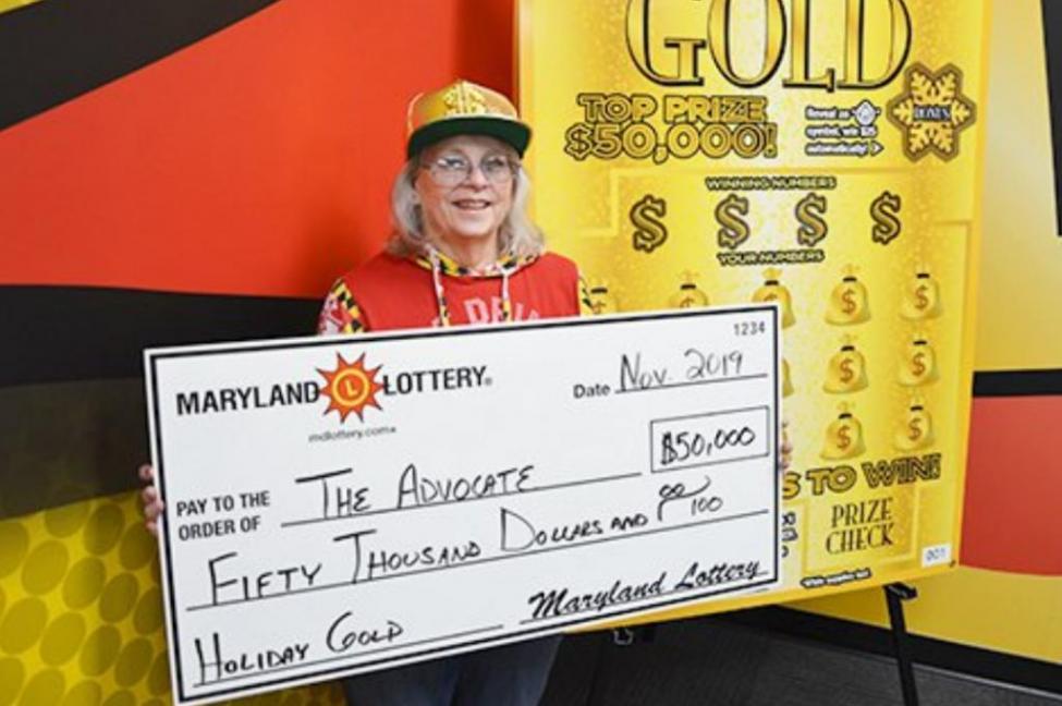 Mount Airy ,gruaja që fitoj për herë të 2-të llotari prej $50,000