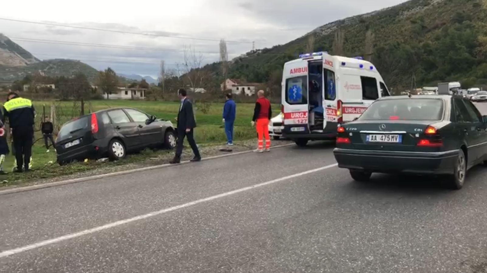 Tragic accident in Shkodra