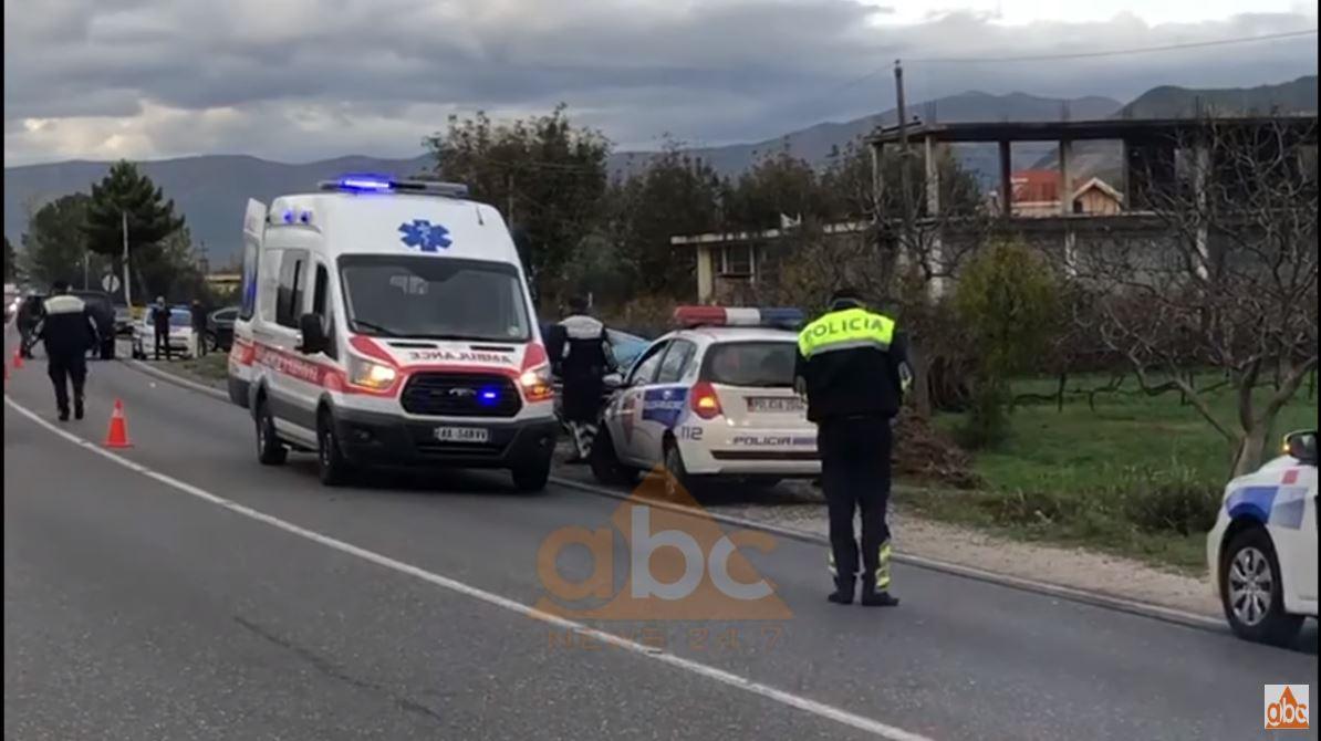 VIDEO/ Dalin pamjet e aksidentit tragjik në Shkodër