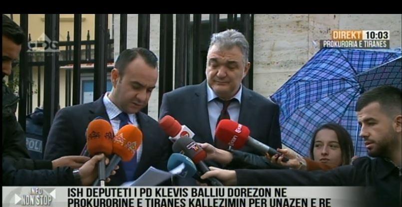 Balliu dorëzon kallëzimin penal në Prokurori për Unazën e Re: Të nisin menjëherë hetimet