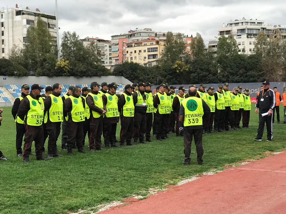 """EKSLUZIVE/ Përurimi i """"Arenës Kombëtare"""", zbulohet numri rekord i stjuartëve"""