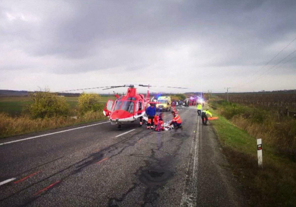 Aksident tragjik në Sllovaki, 12 studentë humbin jetën dhe plagosen 15 të tjerë