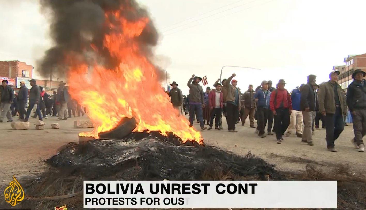 Kriza në Bolivi, shënohet viktima e parë mes mbështetësve të Morales dhe policisë
