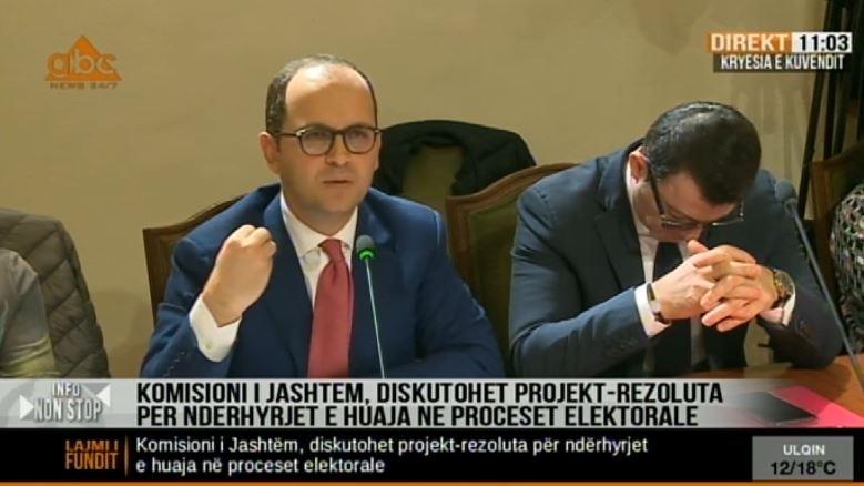 Influenca ruse, Bushati kritika: Duhet marrë informacion i specializuar nga shërbimet informative