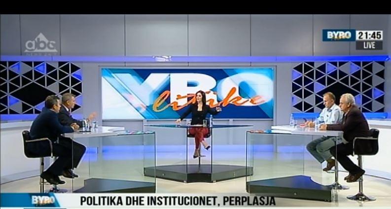 Politika- institucionet dhe përplasja, Nazarko: Meta e Balla po çmendin njerëzit