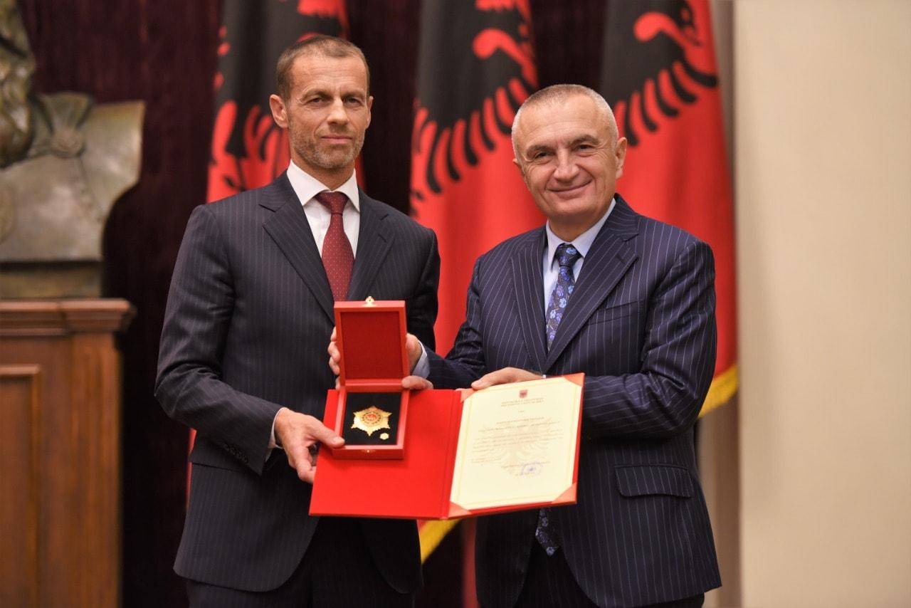 Orët shqiptare të Ceferin, dekoratë nga Meta dhe vizitë në muze