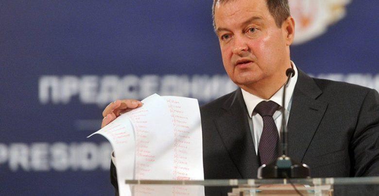 Kosova përgënjeshtron Daçiçin për tërheqjen e njohjes së pavarësisë nga Gana