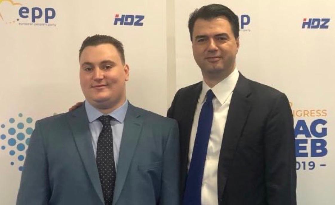 Basha kujton Sokol Olldashin me foton krah të birit: Do të ishte krenar për Glaukun