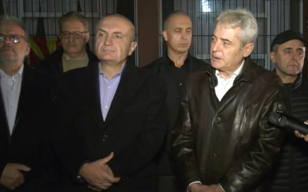 Meta në Durrës me Talat Xhaferrin dhe Ali Ahmetin: Nuk do e harrojmë kurrë ndihmën tuaj