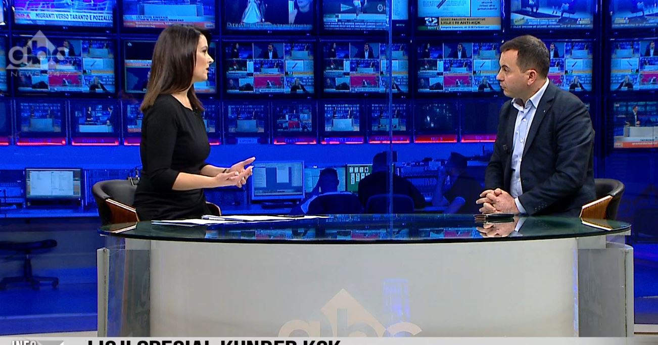 """Jordan Daci: Ligji special për """"KÇK"""", Katastrofë Juridike!"""