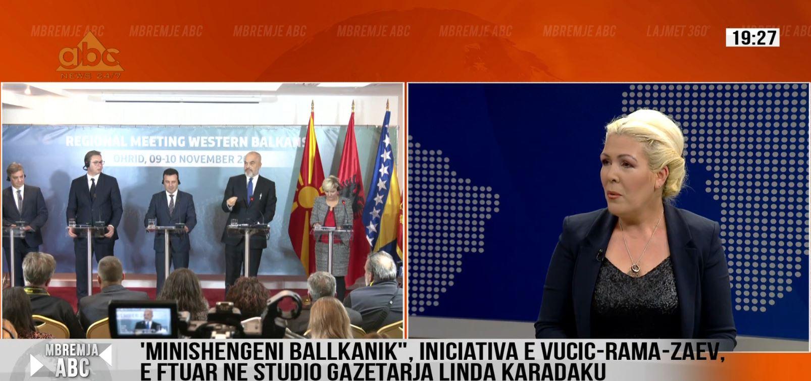 """""""Mini-schengeni"""" Ballkanik/ Çfarë u pa pas """"kuintave"""" të samitit të Ohrit?"""
