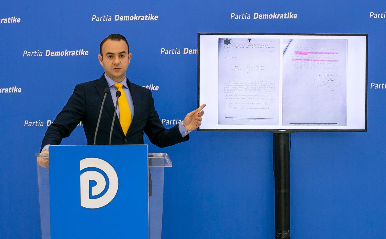 Klevis Balliu publikon dokumentet: Projekti Unazës së Re pa një leje të vlefshme ndërtimi