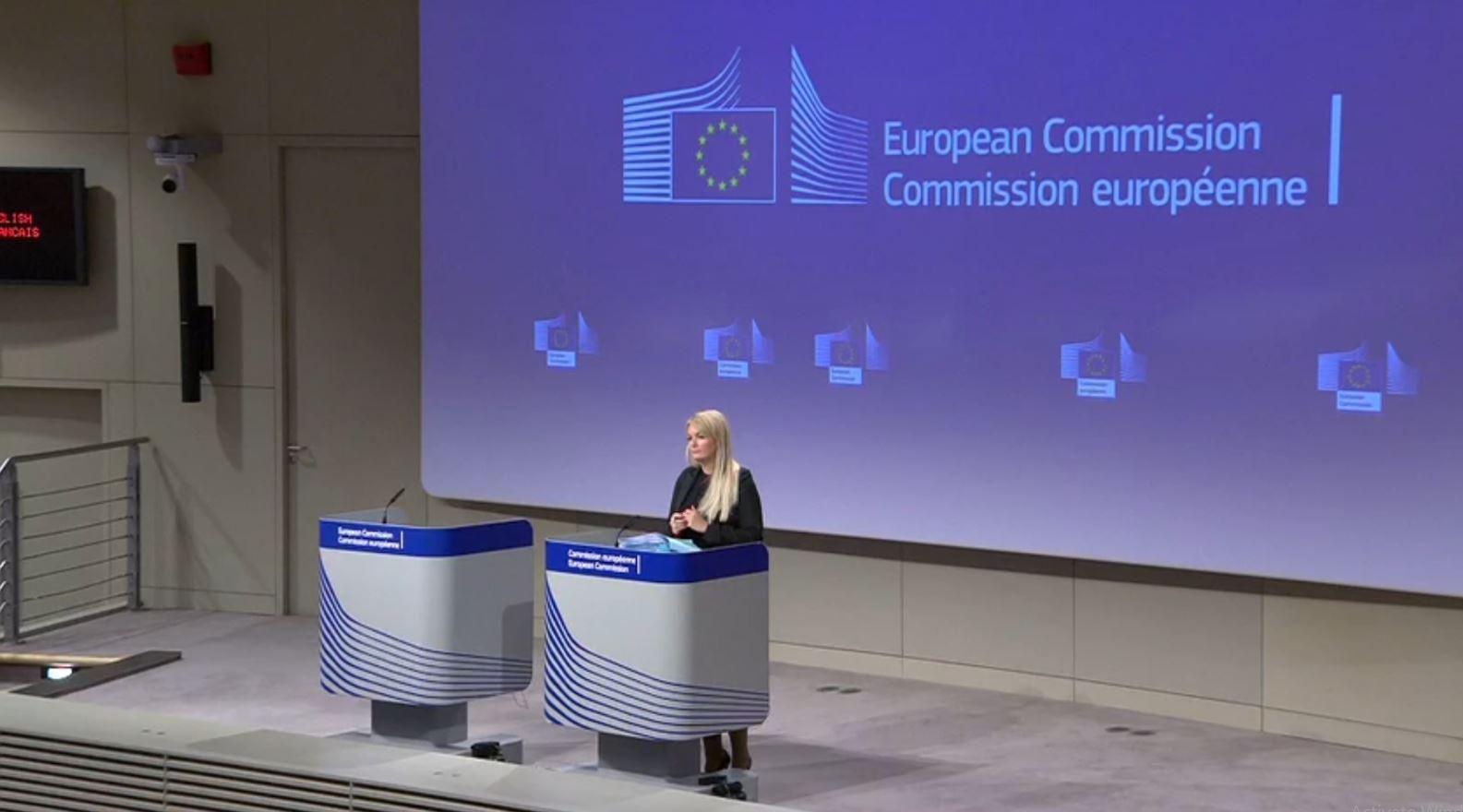 Komisioni Europian nuk komenton dokumentin francez për metodologjinë e zgjerimit