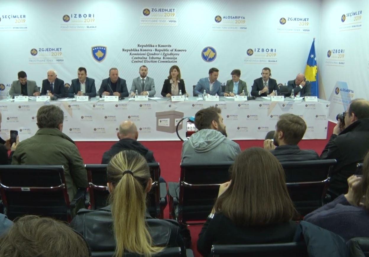 Rinumërimi i votave në Kosovë pritet të përfundojë brenda tre javësh