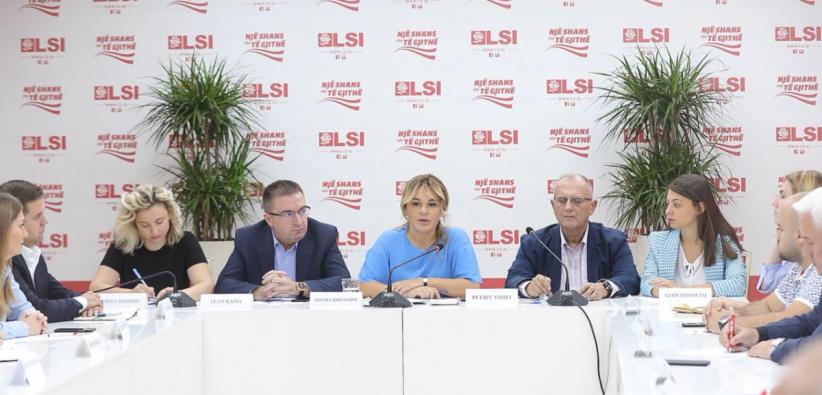 LSI vendos koordinatorët për qarqet Tiranë, Durrës dhe Vlorë