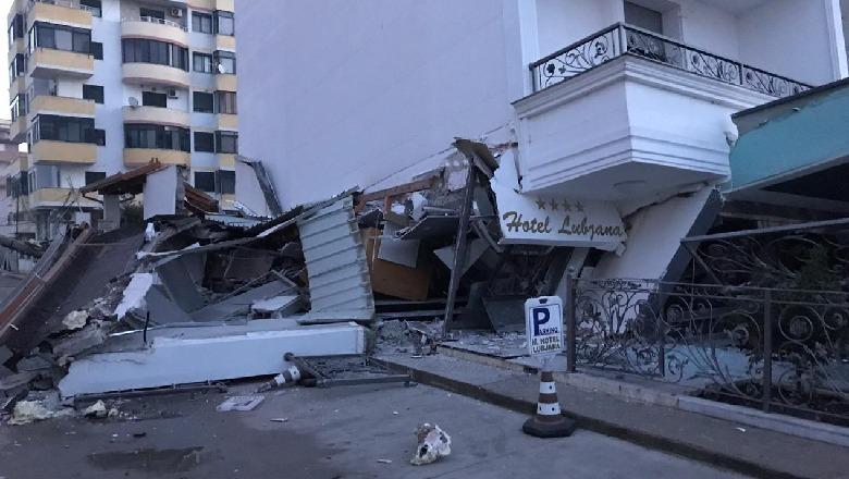 Tërmeti tragjik, hiqen 6 depozita gazit në hotelet e dëmtuara