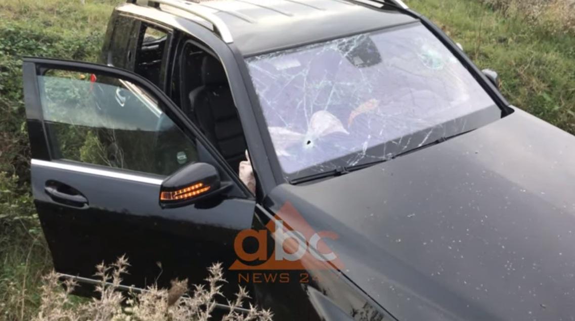 VIDEO/ Tre të plagosur, dalin pamjet pas atentatit në Durrës