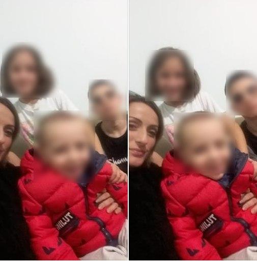 Marsida Qatja publikon foton me 3 fëmijët: Kush tha që u ndamë