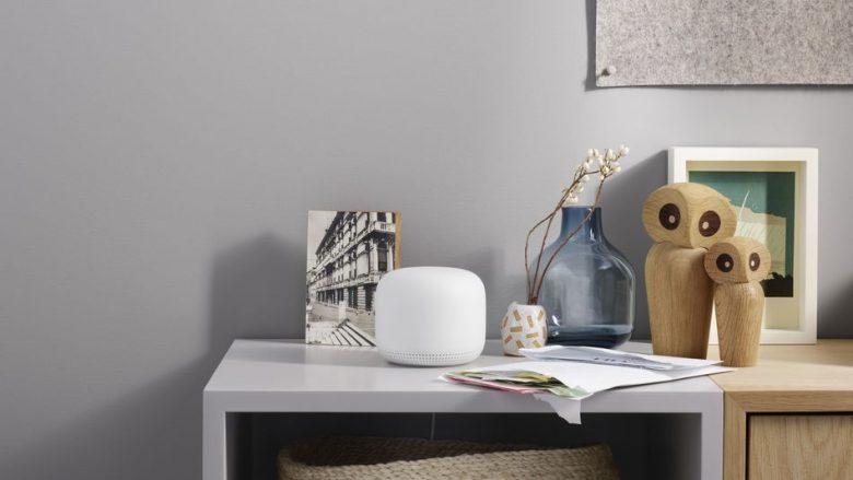 Google Nest Wifi përmirëson shpejtësinë e internetit