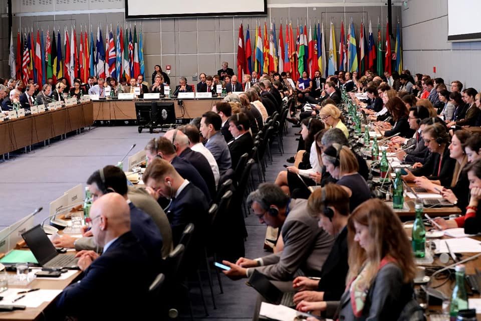Another invitation from OSCE  to the majority and the opposition
