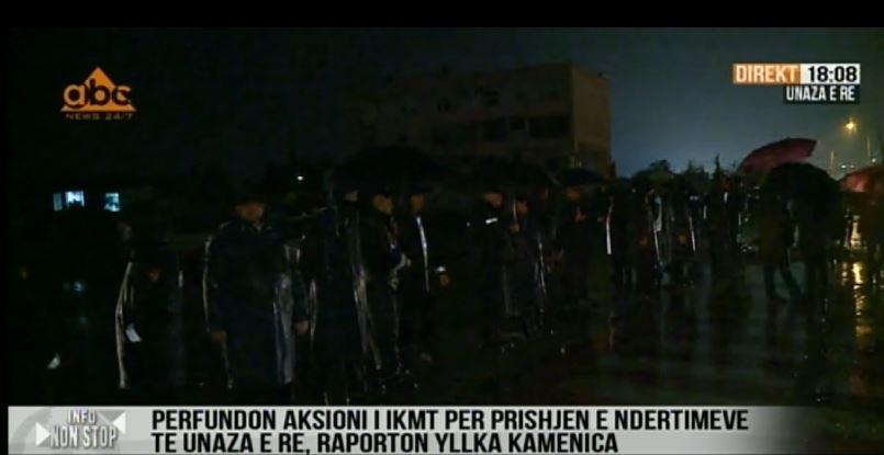 IKMT përfundon aksionin e prishjes së objekteve në Astir