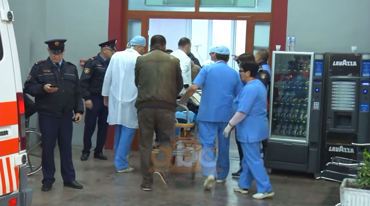 Tërmeti / Katër persona në gjendje të rëndë në spitalin e traumës