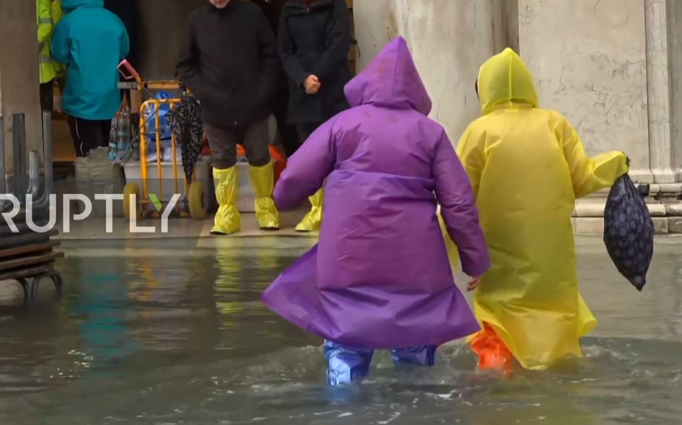 Vijon gjendja alarmante në Venezia, kryebashkiaku apel banorëve dhe turistëve