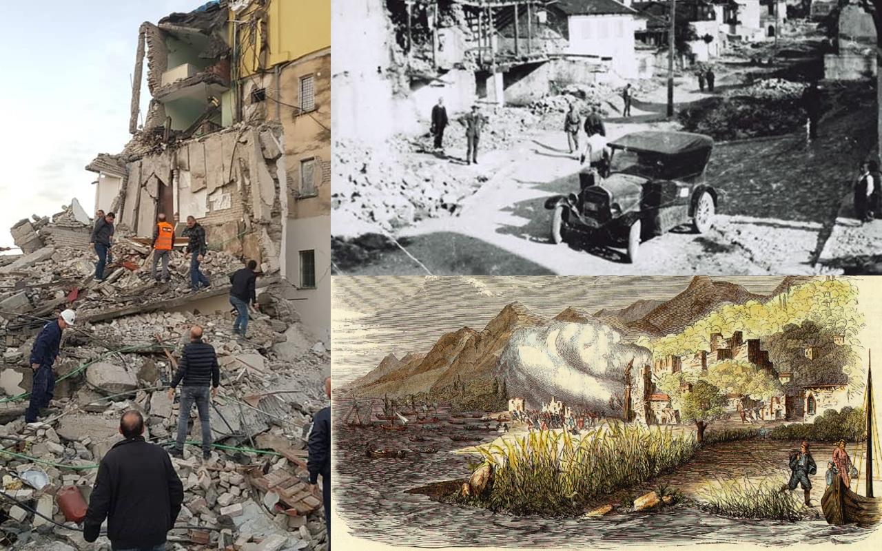 ABC STORY/ Tërmetet, si na ka ndëshkuar historia