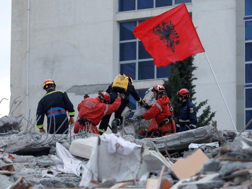 Tërmeti / Bilanci tragjik i 28 Nëntorit